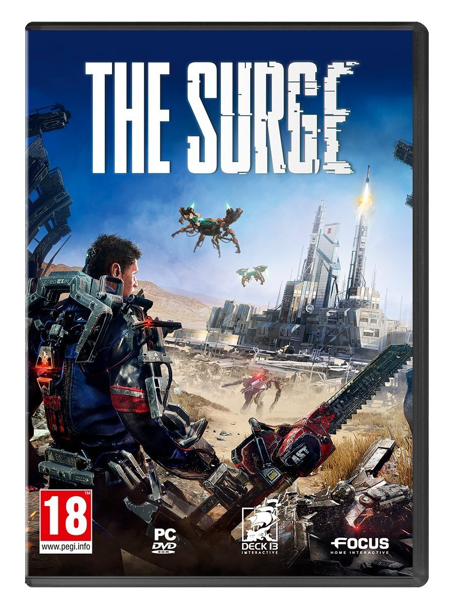 [PC] The Surge (Action – RPG | 2017)