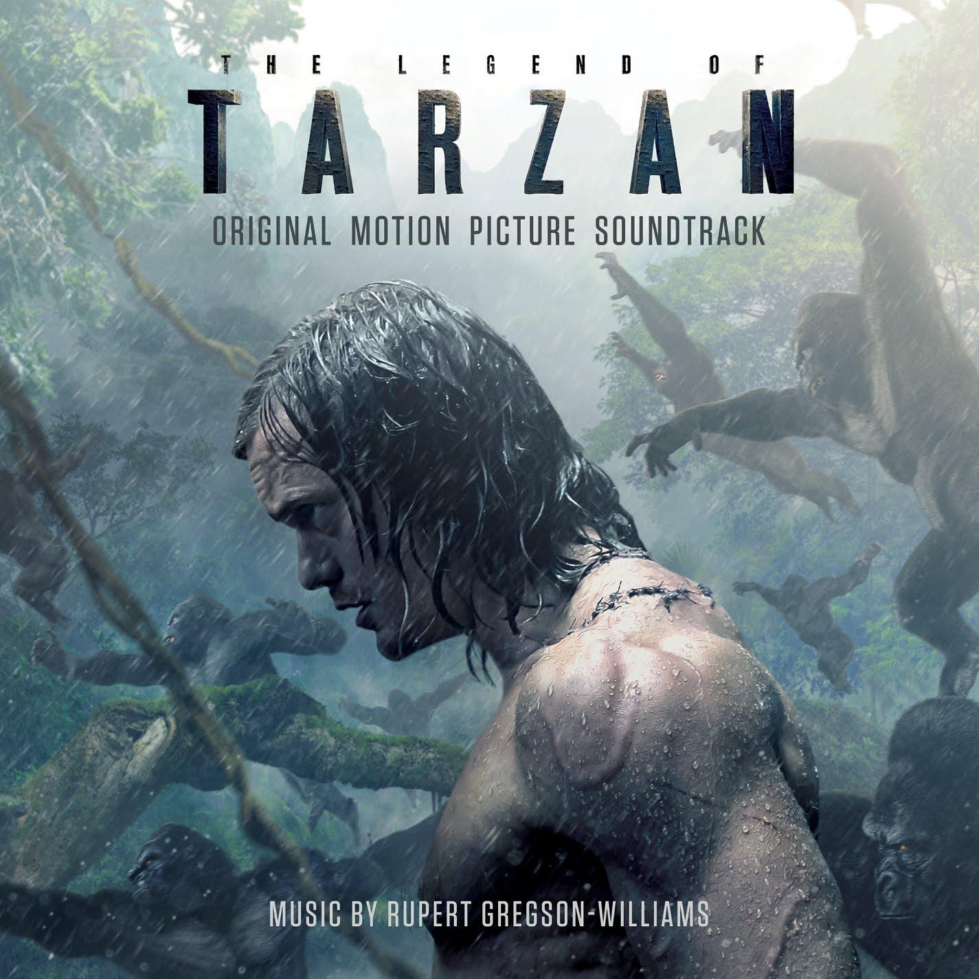 Rupert Gregson-Williams – The Legend Of Tarzan (2016) [FLAC]