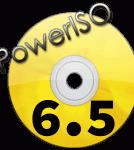 PowerISO 6.5 Lifetime Full + Crack (2016)