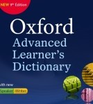 Oxford Advanced Learner's Dictionary (2016)
