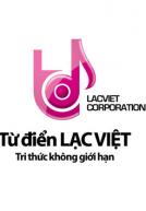 Từ điển Lạc Việt mtd9 EVA 2012 Full