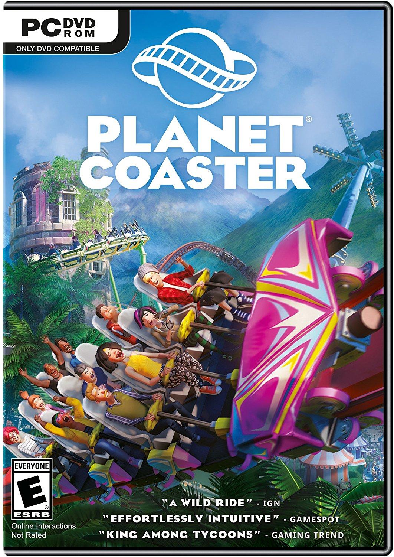 [PC] Planet Coaster (Simulation|2017)