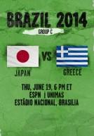 World Cup 2014 – Bảng C – Nhật Vs Hy Lạp