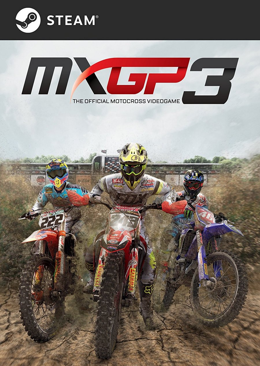 [PC] MXGP3 The Official Motocross Videogame (Racing/ISO/2017)