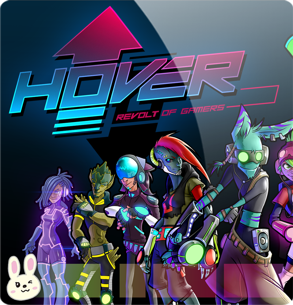 [PC] Hover : Revolt Of Gamers (Indie Action Adventure 2017)