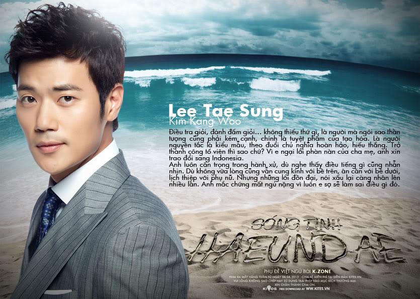 Sóng Tình Haeundae – Lovers Haeundae (KBS 2012) (16 Tập)