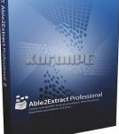 Able2Extract Professional 10.0.5 (2015)