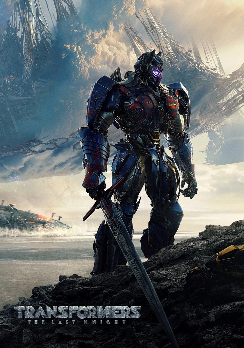 Transformers 5: Chiến Binh Cuối Cùng