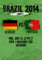 World Cup 2014 – Bảng G – Đức Vs Bồ Đào Nha