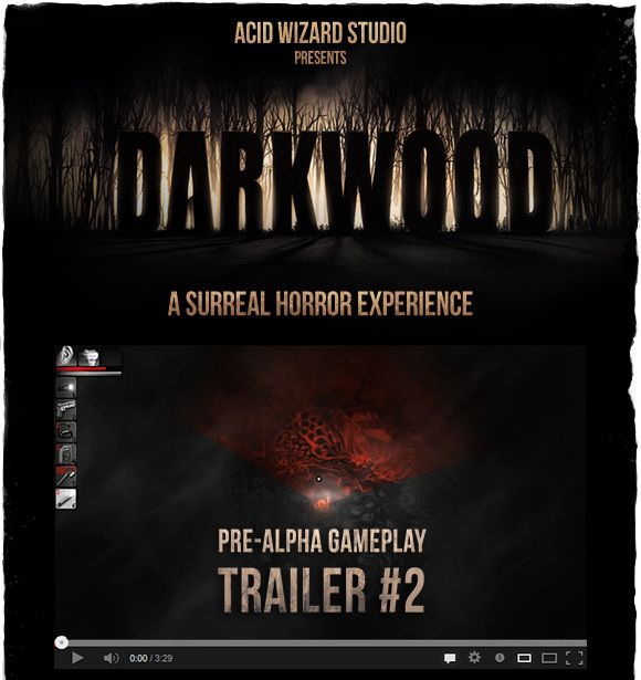 [PC] Darkwood