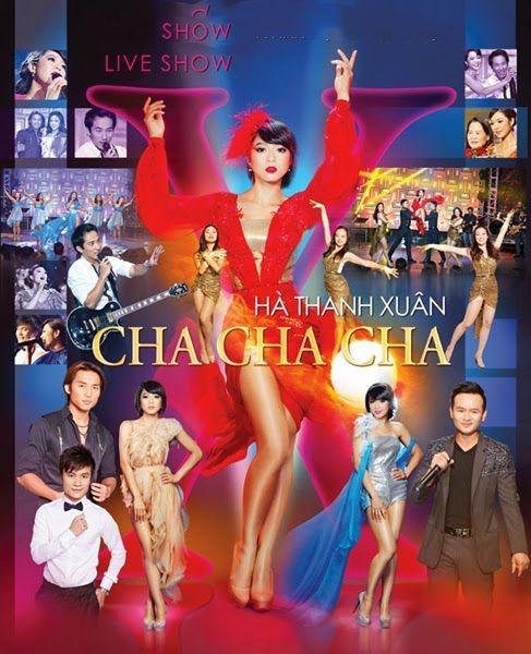 Live Show Hà Thanh Xuân – Cha Cha Cha