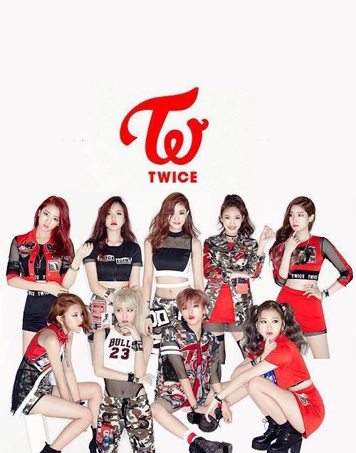 TWICE – Like Ooh Ahh