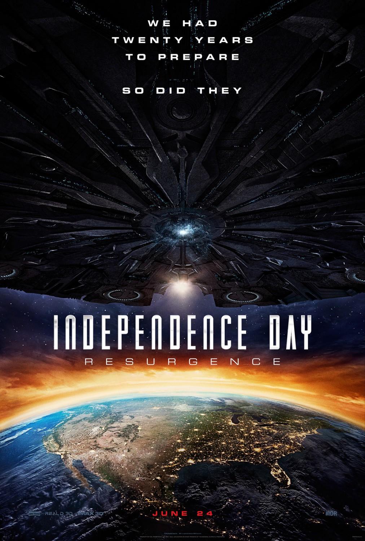 Ngày Độc Lập: Tái Chiến