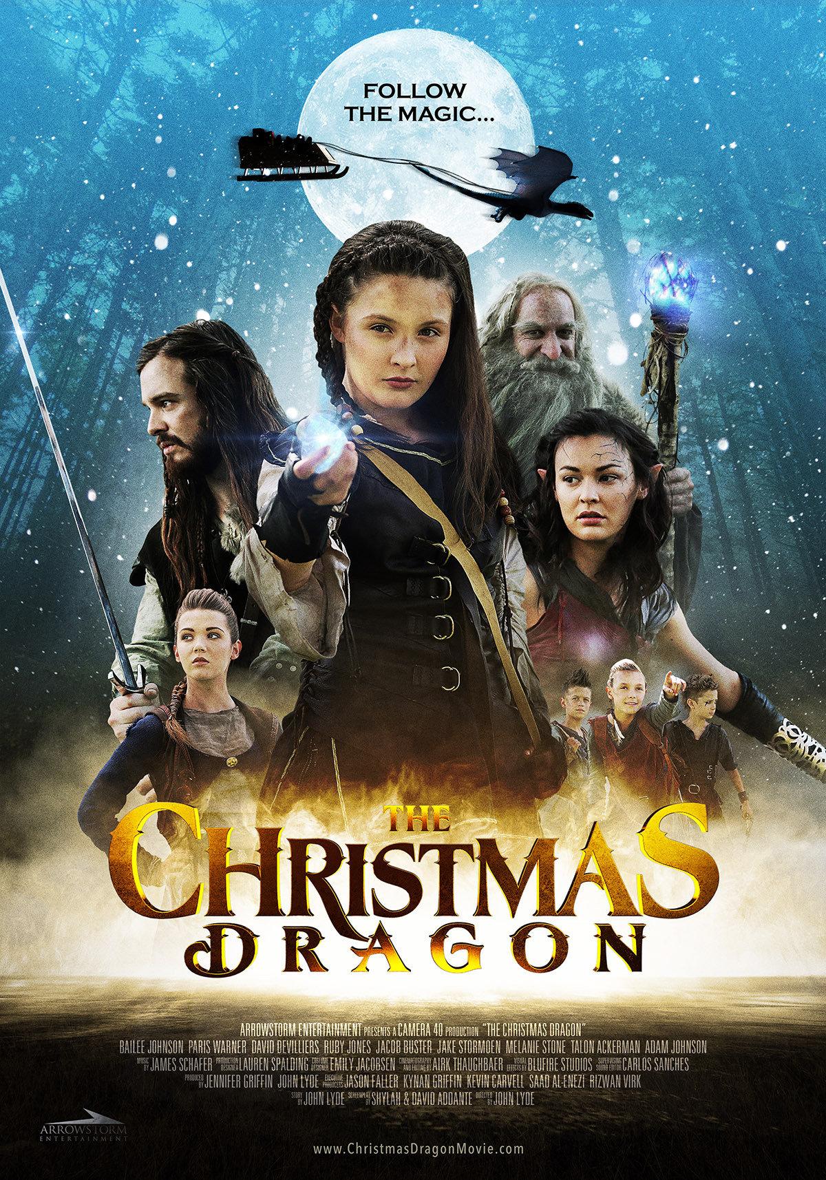 Rồng Giáng Sinh
