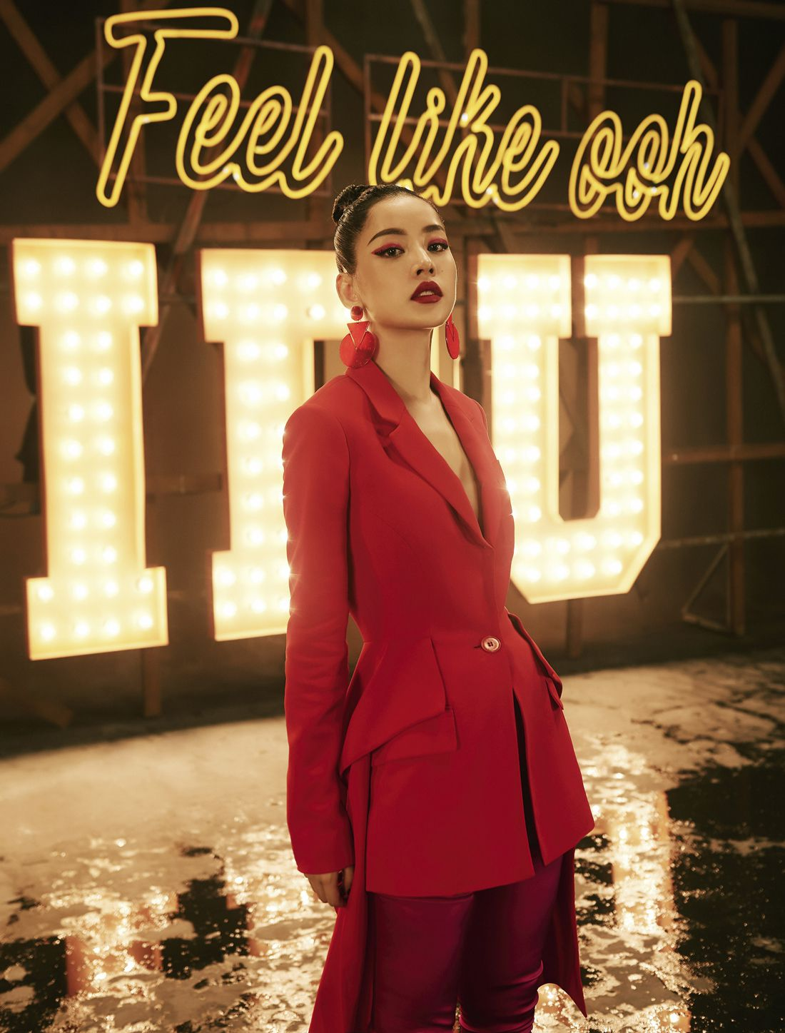 MV Từ Hôm Nay – Feel Like Ooh – Chi Phu