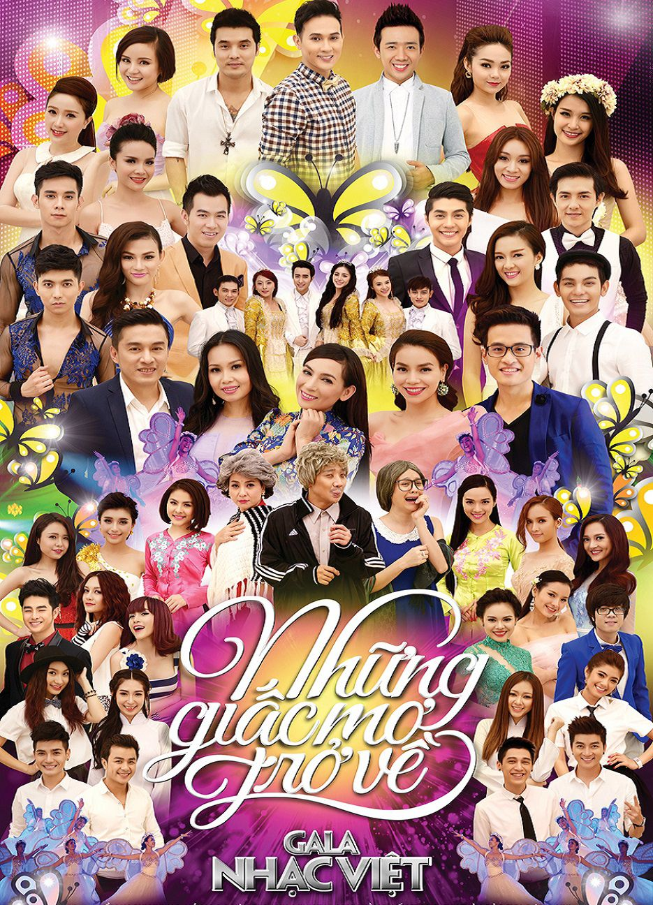 Gala Nhạc Việt 4 – Những Giấc Mơ Về