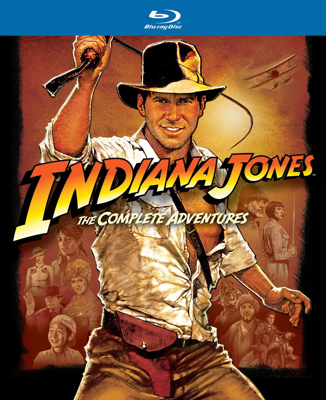 Trọn Bộ Indiana Jones