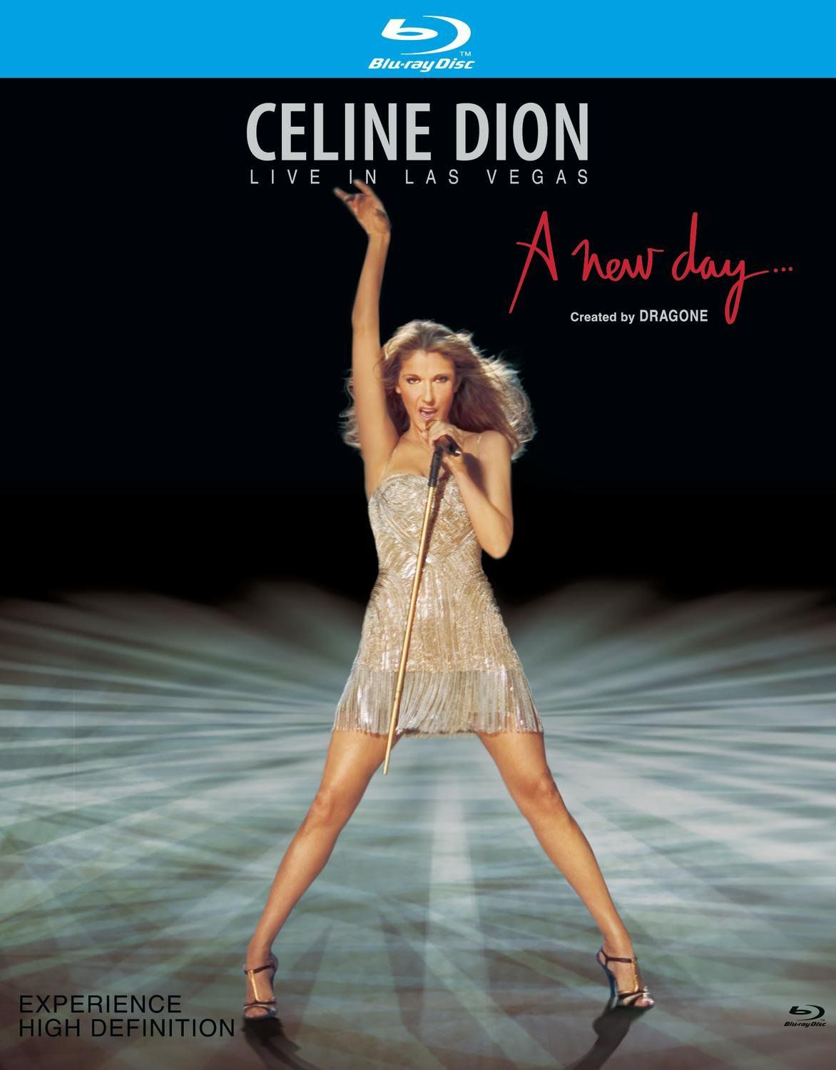 Celine Dion – Live in Las Vegas: A New Day