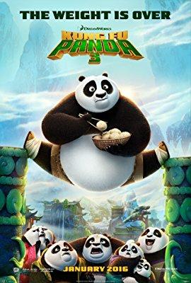 Kung Fu Gấu Trúc: Huyền Thoại Chiến Binh 3