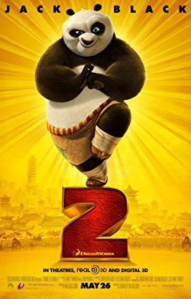 Kung Fu Gấu Trúc 2