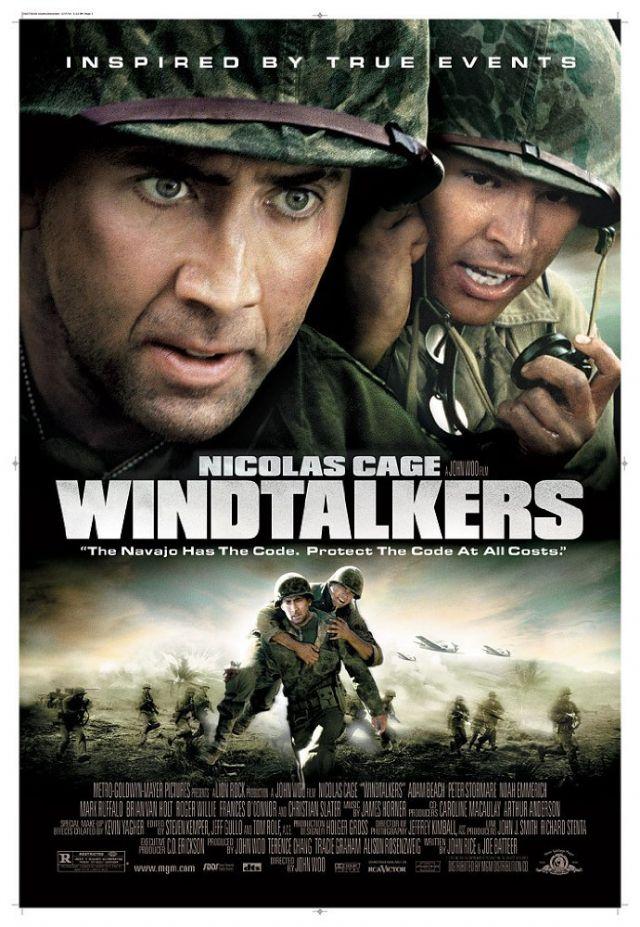 Lính Thông Tin </br> Windtalkers (2002)