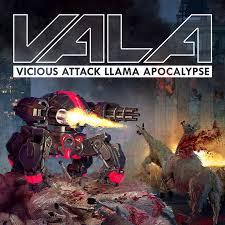 Vicious Attack Llama Apocalypse[Hành động|2017]