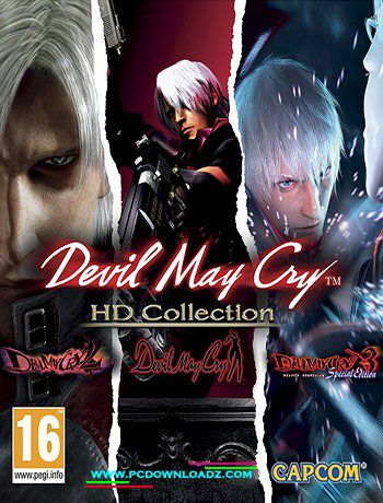 Devil May Cry HD Collection-CODEX [Action/ISO/2018]