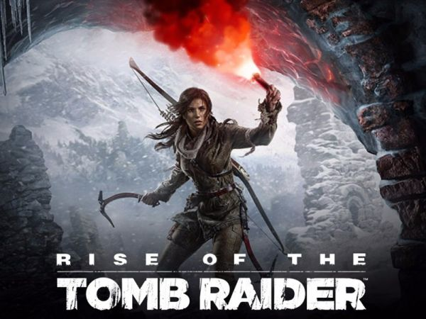 [PC]Rise Of The Tomb Raider-CONSPIR4CY