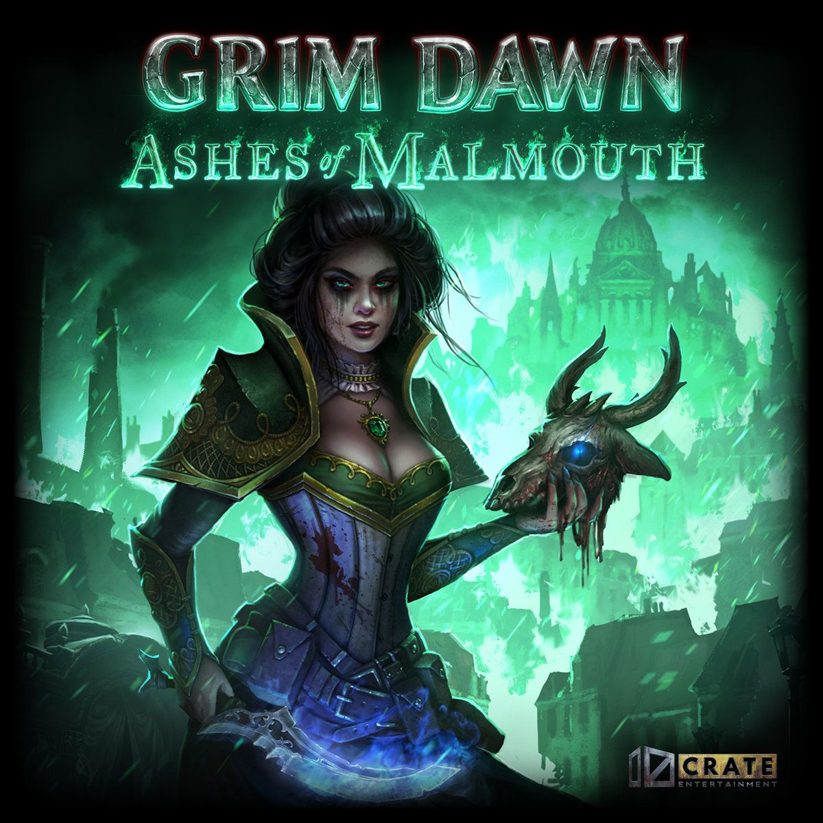 [PC] Grim Dawn Ashes of Malmouth-CODEX [Action/ISO/2017]