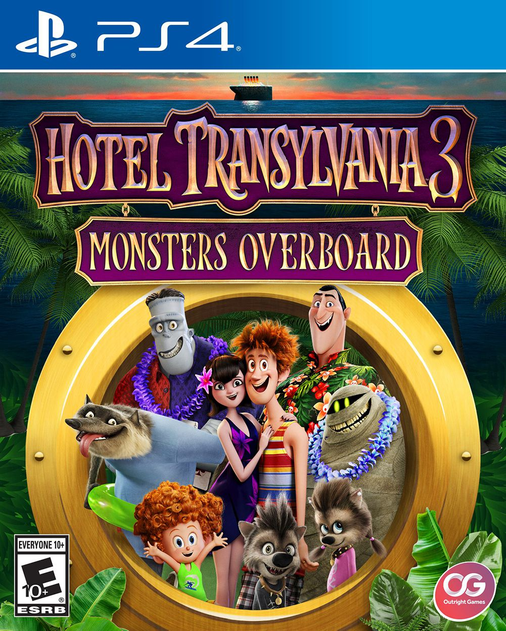 [PC]Hotel Transylvania 3: Monsters Overboard
