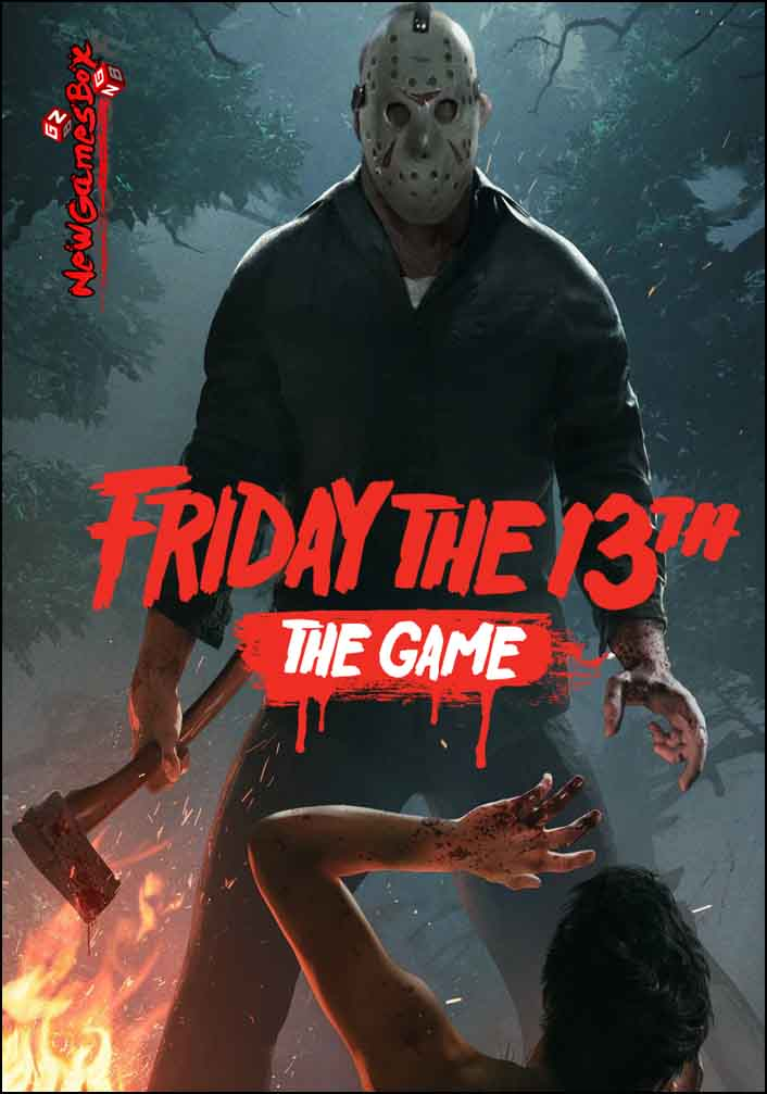 [PC]Friday the 13th The Game Challenges[Kinh dị|2018]
