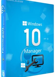 Windows 10 Manager 2.3.2 – Quản Lý Và Khắc Phục Lỗi Windows 10