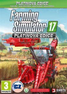 Farming Simulator 17 Platinum Edition-RELOADED 2017