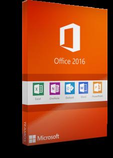 Tải Về Microsoft Office 2016 Silent Full .ISO 32/64 Bit