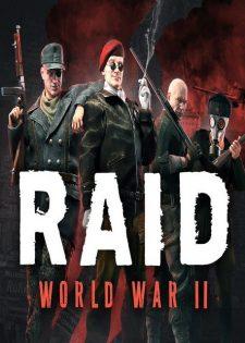 [PC] RAID World War II The Countdown Raid – CODEX 2018