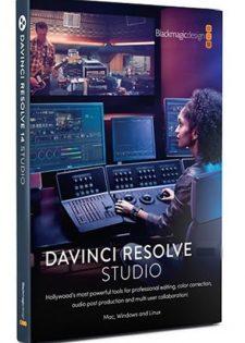 Davinci Resolve Studio 15 x64 Full License – Phần Mềm Biên Tập, Dựng Phim Chuyên Nghiệp