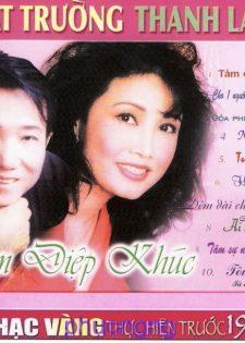 Nhạc Vàng CD048 – Nhật Trường, Thanh Lan 4 – Tám Điệp Khúc