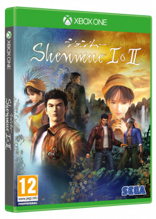 [PC] Shenmue I & II 2018