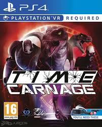 [PC] Time Carnage 2018