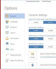Tải Soda PDF 8.0.44.25306 – Phần mềm hỗ trợ người dùng tạo và chỉnh sửa PDF