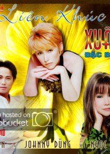 Nhạc Trẻ CD: Various Artists – Liên Khúc Xuân Đặc Biệt