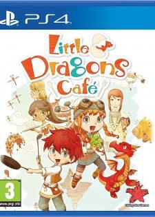 Little Dragons Café 2018
