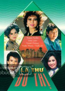 Làng Văn CD009 – Various Artists – Lá Thư Đô Thị