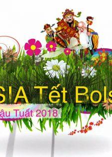 Asia Tết Bolsa – Xuân Mậu Tuất (2018)