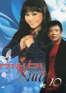 Nhạc Việt CD – Various Artists – Tình Ca Xuân 10 (2009)