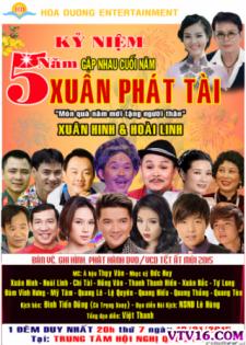 [Ca Nhạc Hài ] Xuân Phát Tài 5 (2015)