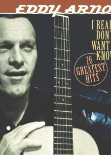 Eddy Arnold – I Really Don't Want To Know – 26 Greatest Hits