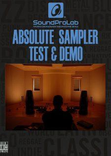 SoundProLab – Absolute Sampler Test & Demo (2011)