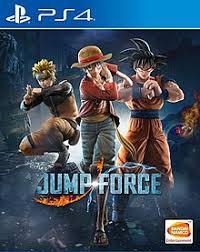 Jump Force 2019