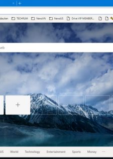 Tải về Microsoft Edge nhân Chromium